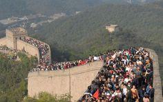 Great Wall of China (China) - Bloomberg News/Adam Dean