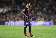 Neymar empieza la temporada por los suelos - Deportes