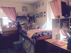 University of Delaware preppy dorm