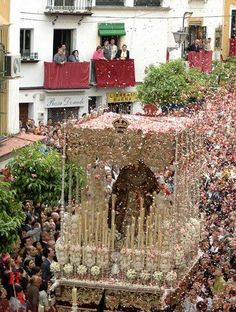 Easter in  Seville,Spain    -   Semana Santa Sevilla