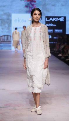 Eka by Rina Singh - Lakme Fashion Week - SR 17 - 24