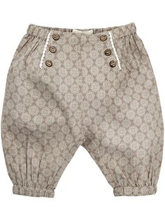 Newbie - KappAhl - These look like they might fit over a cloth diaper, but they're just so cute, too.