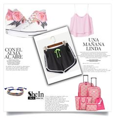 """""""Bez naslova #35"""" by ivana-324 ❤ liked on Polyvore featuring MANGO, Converse, New Directions, WithChic and Ettika"""