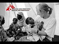 Médicos Sem Fronteiras - AGUENTE FIRME