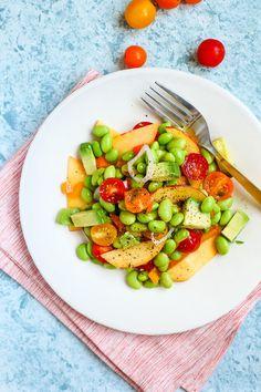 Summer Vegetable Ceviche / blog.jchongstudio.com