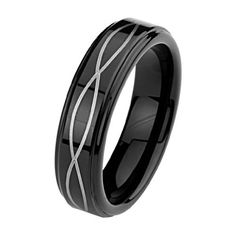 *** LASER ENGRAVING SERVICE *** 6MM Laser Strip Black Cobalt Free Tungsten Carbide Comfort-fit Wedding Band Ring (Size 8.5 to 12.5) [DETAIL INFORMATION - PLEASE CLICK AND CHECK THE ITEM DESCRIPTION] Goldenmine. $48.00. Tungsten Carbide is one of the hardest metals on earth, making it quite literally scratch proof. **Does not apply for coated Tungsten Bands**. ****PLEASE NOTE: ENGRAVED ITEMS CANNOT BE RETURNED OR EXCHANGED **please review our item description for deta...