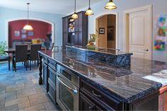Kitchen island with built-in oven Skokie, IL