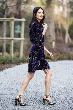 Jennifer Connelly wearing Louis Vuitton #PFW
