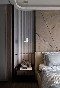 Modern Bedroom Design, Contemporary Bedroom, Home Bedroom, Bedroom Decor, Bedroom Ideas, Bedroom Lighting, New Interior Design, Suites, Bedroom Styles