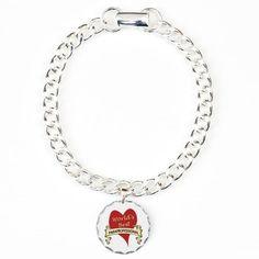 Paraprofessional Bracelet on CafePress.com