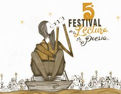 "Check out new work on my @Behance portfolio: ""5º Festival de la lectura y la poesía"" http://on.be.net/1NlFNj4"