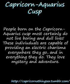 capricorn capricorn cusp woman compatibility