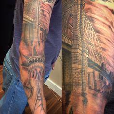 New York City Tattoo Instagram seanblaketattoos