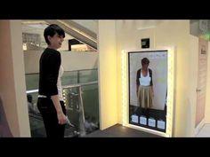 EON Interactive Mirror (Raffles City Mall, Singapore Debut)