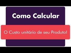Como Calcular o Custo Unitário de seu Produto! (Trufas - Brigadeiros - C...