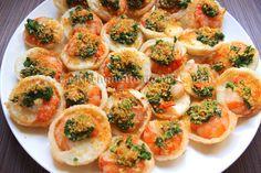Banh khot (palets de riz aux crevettes)