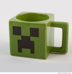 minecraft mug! For my mine craft obsessed kiddo