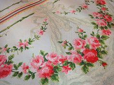 Vintage Roses Wallpaper~~Eglantyne