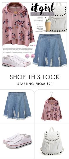"""""""NewChic Style"""" by novalikarida ❤ liked on Polyvore featuring newchic and lovenewchic"""