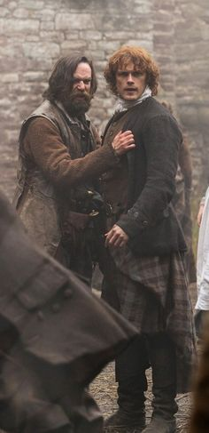 Murtagh and Jamie