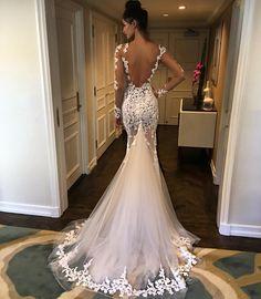 "Gefällt 10.9 Tsd. Mal, 33 Kommentare - Loving Haute Couture (@lovinghautecouture) auf Instagram: ""Back brilliance @bertabridal ♥️ #berta #bertabridal"""