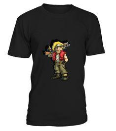 Limited Edition - Metal Slug Marco  #gift #idea #shirt #image #music #guitar #sing #art #mugs #new #tv #cool