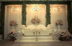Top 24 Most Dazzling Wedding Stage Decoration That You Haven't Seen Wedding Hall Decorations, Wedding Reception Backdrop, Marriage Decoration, Wedding Mandap, Wedding Receptions, Wedding Table, Wedding Backdrops, Table Decorations, Wedding Prep
