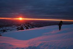 Snæfell midnight hiking tour | Guide to Iceland