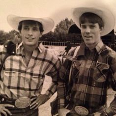 "Lane Frost Brand ‏@FrostStetson Mar 2, 2017  ""Let me tell ya about my best friend""! These two went through a lot together. #tuffhedeman #lanefrost @RodeoChat"