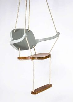 Pendant Puppet-Like Perches - Swing Chair by Antonio Arico Makes Your Lounge an Interior Playground (GALLERY)