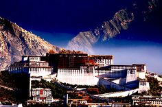 """Lhasa, The Place of Gods - """"There is an old Tibetan saying: wherever you feel at home, you are at home. If your surroundings are pleasant, you are at home."""""""