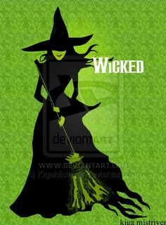 Wicked by Queen of them all