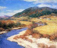 Willard Metcalf - Wikipedia, the free encyclopedia