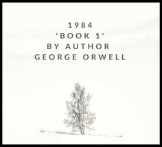 """Book: """"1984'', a short sci-fi walk down totalitarian rule and alternative facts in a nightmarish dystopian world by author George Orwell, cover by Mike Koontz   a Norse View"""