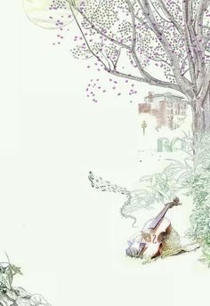 Background Pictures, Paper Background, Stock Design, Sad Anime Girl, Music Pics, Le Jolie, China Art, Of Wallpaper, Watercolor Art