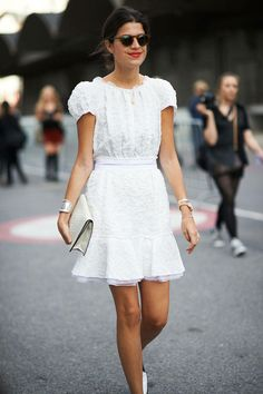 all white dresses 32 #outfit #style #fashion