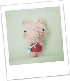 Made to Order - Paulina Pig, $24.95
