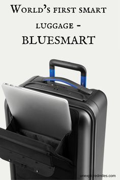 A look at the Indiegogo innovation, the smart suitcase that comes with great features that ensure you never lose your luggage again.