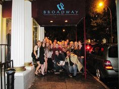 Broadway hotel and hostel $53 -64