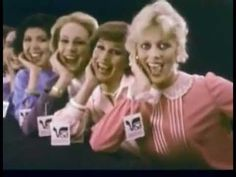 Classic Television Commercials 60-70's (H-M)