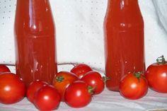 Godt og Sunt: Tomatsaft