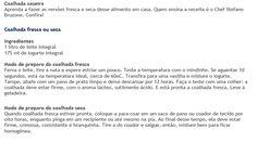Em detalhe: Chef Stefano Bruzzone | Stefano Hotel e Restaurante | Revista A+ | Matéria 'Leite'.