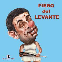 #IoSeguoItalianComics #Satira #NewYork #Matteo #Renzi #Pennetta #Vinci