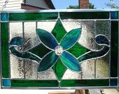 I loved stained glass!- I know my mother-in-law can make this. she amazing at making stained glass!