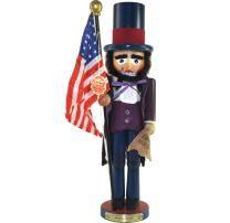 A. Lincoln Nutcracker