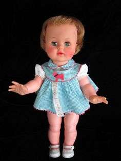 1961 Ideal Kissy Doll In Box Rare Outfit Adorable by JEANIESPLACE, $89.99
