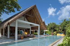 Royal Beach Villa (2 Bedroom) -- Four Seasons Landaa Giraavaru Maldives