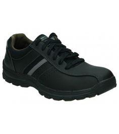 SKECHERS 64529-BLK Skechers, All Black Sneakers, Adidas Sneakers, Urban, Shoes, Fashion, Slippers, Over Knee Socks, Moda