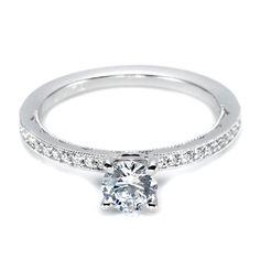 Tacori diamond engagement ring 121159
