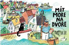 Mit more na dvore (Jindrich Balik, Jiri Kalousek) Illustrators, Peanuts Comics, Comic Books, Cover, Art, Art Background, Kunst, Illustrator, Cartoons